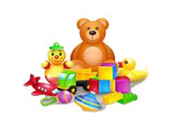 Игрушки и пособия для дошкольных учреждений
