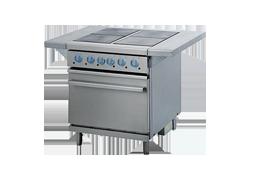 Тепловое оборудование (плиты, печи, котлы, эл.сковороды, жарочные шкафы, расстоечные камеры, котлы)