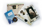 Альбом демонстрационного материала с электронным приложением «Л.Н. Толстой»