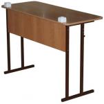 Стол ученический 2-местный для кабинета физики. Изготовление от 10шт.
