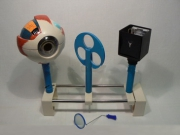 Модель зрения (на батарейках)
