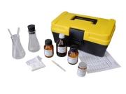 Эко-знайка 3. Набор для исследования жесткости, хлорида, железа и СПАВ в воде