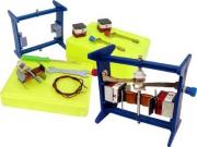 Модель электродвигателя (разборная) лабораторная