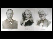 Портреты физиков ( 35 шт, ф А3 )