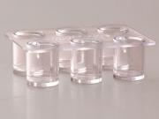 Пластина для работ с малым количеством веществ