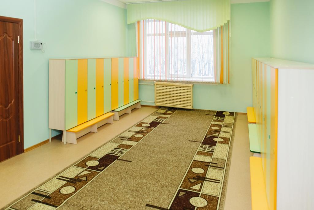 Раздевалка в детском саду своими руками 524